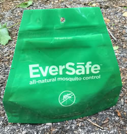 Eversafe all natural mosquito control bag