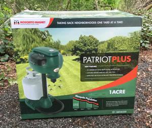 Mosquito Magnet Patriot Plus Review, Photos | MM4200